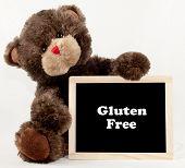 Gluten-freie Bär-Tafel