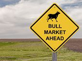 Caution Sign - Bull Market Ahead