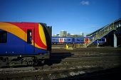 Clapham Junction Trains