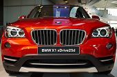 BMW X1 xDrive25d closeup