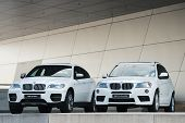BMW X3 xDrive30d and X6 M50d