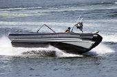 Marines speedboot