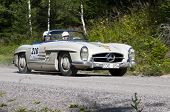 MERCEDES BENZ 300 SL from 1958