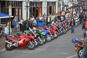 Motorcycle Meet