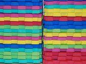 Multicolored Foam