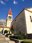 St. Mark's Church In Makarska, Croatia
