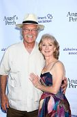 LOS ANGELES - JUL 17:  Mike Genovese, Ellen Crawford arrives at the