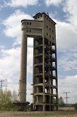 Ruin Of Industrial Building