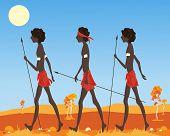 Australische Aborigine