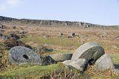 Peak District Millstones