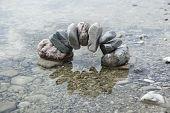 stone bow