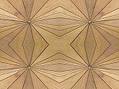 Wooden Segment Kaleidoscope.background.