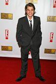 Emile Hirsch at the 12th Annual Critics' Choice Awards. Santa Monica Civic Auditorium, Santa Monica, CA. 01-12-07