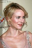 Naomi Watts at the G'Day USA Penfolds Black Tie Icon Gala. Hyatt Regency Century Plaza, Los Angeles,
