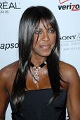 Natalie Cole at the 2007 Clive Davis Pre-Grammy Awards Party. Beverly Hilton Hotel, Beverly Hills, C