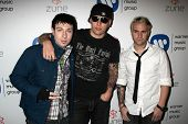 Avenged Sevenfold at the Warner Music Group 2007 Grammy After Party. The Cathedral,  Los Angeles, CA. 02-11-07
