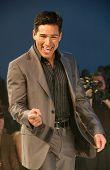 Mario Lopez inside at the 2006 GM TEN Fashion Show. Paramount Studios, Hollywood, CA. 02-20-07