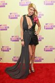 Chelsea Chanel Dudley at the 2012 Video Music Awards Arrivals, Staples Center, Los Angeles, CA 09-06
