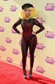 Nicki Minaj at the 2012 Video Music Awards Arrivals, Staples Center, Los Angeles, CA 09-06-12