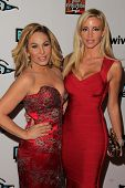 Adrienne Maloof, Camille Grammer at