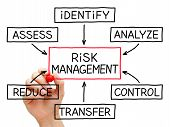Risk Management Flow Chart