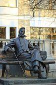 Monument of A.P. Chekhov