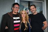 Denny Kirkwood, Jennifer Blanc, Michael Biehn at