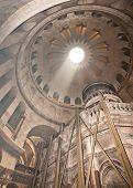 Church of the Holy Sepulchre in Jerusalem, Rotunda