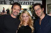 Michael Biehn, Jennifer Blanc, Richard Gunn at