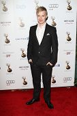 Noel Fisher at the 64th Primetime Emmy Award Performer Nominee Reception, Spectra by Wolfgang Puck, West Hollywood, CA 09-21-12