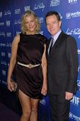 Anna Gunn, Bryan Cranston at the Variety and Women In Film Pre-Emmy Event, Scarpetta, Beverly Hills, CA 09-21-12