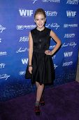 Kiernan Shipka at the Variety and Women In Film Pre-Emmy Event, Scarpetta, Beverly Hills, CA 09-21-12