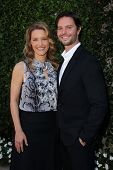 KaDee Strickland, Jason Behr at the Rape Treatment Center Fundraiser hosted by Viola Davis and honoring Norman Lear, Greenacres, Neberly Hills, CA 10-14-12