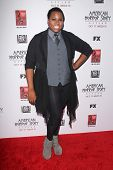 Alex Newell at the Premiere Screening of FX's
