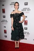 Sarah Paulson at the Premiere Screening of FX's