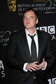 Quentin Tarantino at the 2012 BAFTA LA Britannia Awards, Beverly Hilton, Beverly Hills, CA 11-07-12