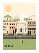Rome City.