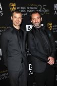 Matt Stone, Trey Parker at the 2012 BAFTA LA Britannia Awards, Beverly Hilton, Beverly Hills, CA 11-