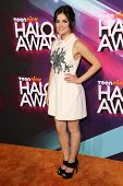 Lucy Hale at the 2012 TeenNick HALO Awards, Hollywood Palladium, Hollywood, CA 11-17-12