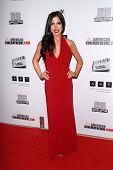 Caren Brooks at the 26th American Cinematheque Award Honoring Ben Stiller, Beverly Hilton Hotel, Beverly Hills, CA 11-15-12