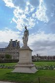 Nymphe Statue, Paris, France