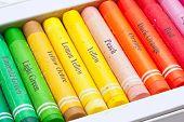 Artistic pastels