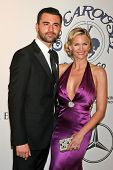 Darius Danesh and Natasha Henstridge at the 17th Carousel of Hope Ball to benefit The Barbara Davis