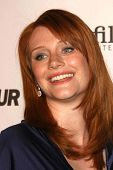 Bryce Dallas Howard at the Glamour Reel Moments Short Film Series presented by Cartier. Directors Gu