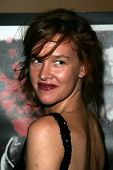 Paz de la Huerta at the World Premiere of
