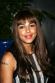 Marsha Thomason at the World Premiere of