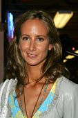 Lady Victoria Hervey at the Grand Re-Opening of the Ed Hardy Melrose Store, Hollywood, CA 10-19-06