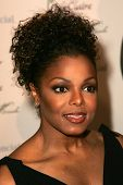 Janet Jackson at the 9th Annual Benefit for the Lili Claire Foundation. Beverly Hilton Hotel, Beverl