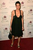 Amanda Peet at the 9th Annual Benefit for the Lili Claire Foundation. Beverly Hilton Hotel, Beverly