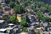 Favela Rocinha.